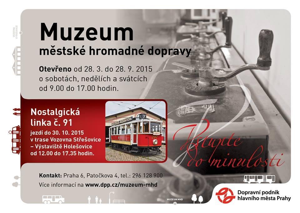 Muzeum MHD_Praha 2015
