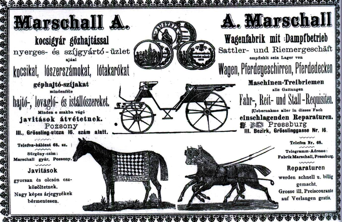 10 Reklama na Marschallove Produkty