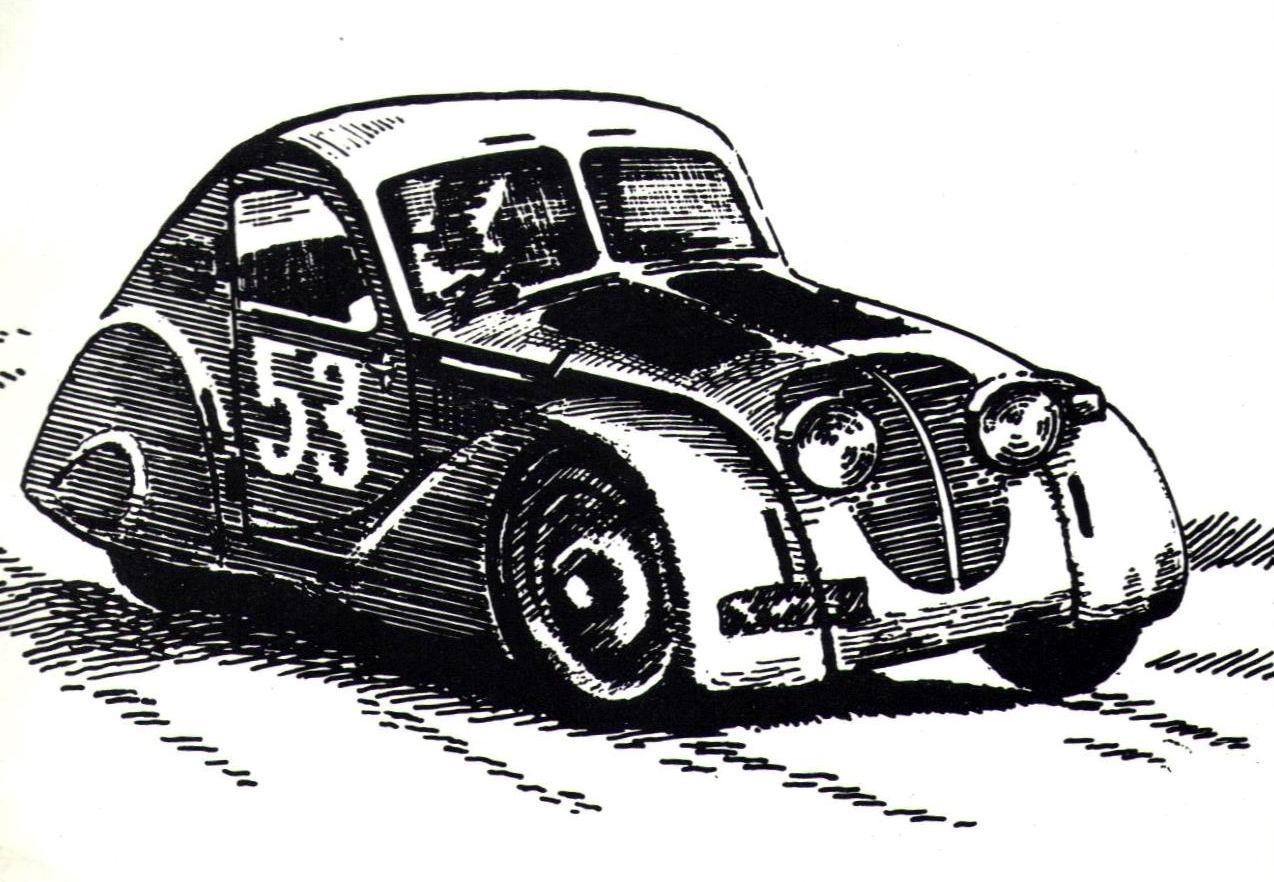 06 aerodynamicke kupe Z-4 z rolu 1934