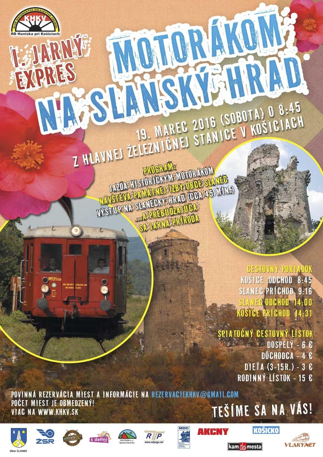 Slansky expres