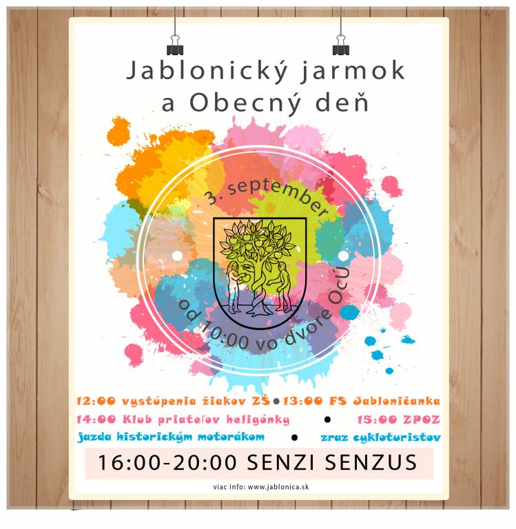 Jarmok Jablonica 2016