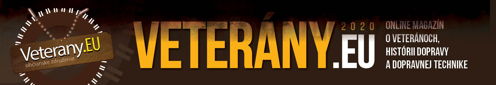 www.veterany.eu - magazín o veteránoch, historii dopravy a dopravnej technike