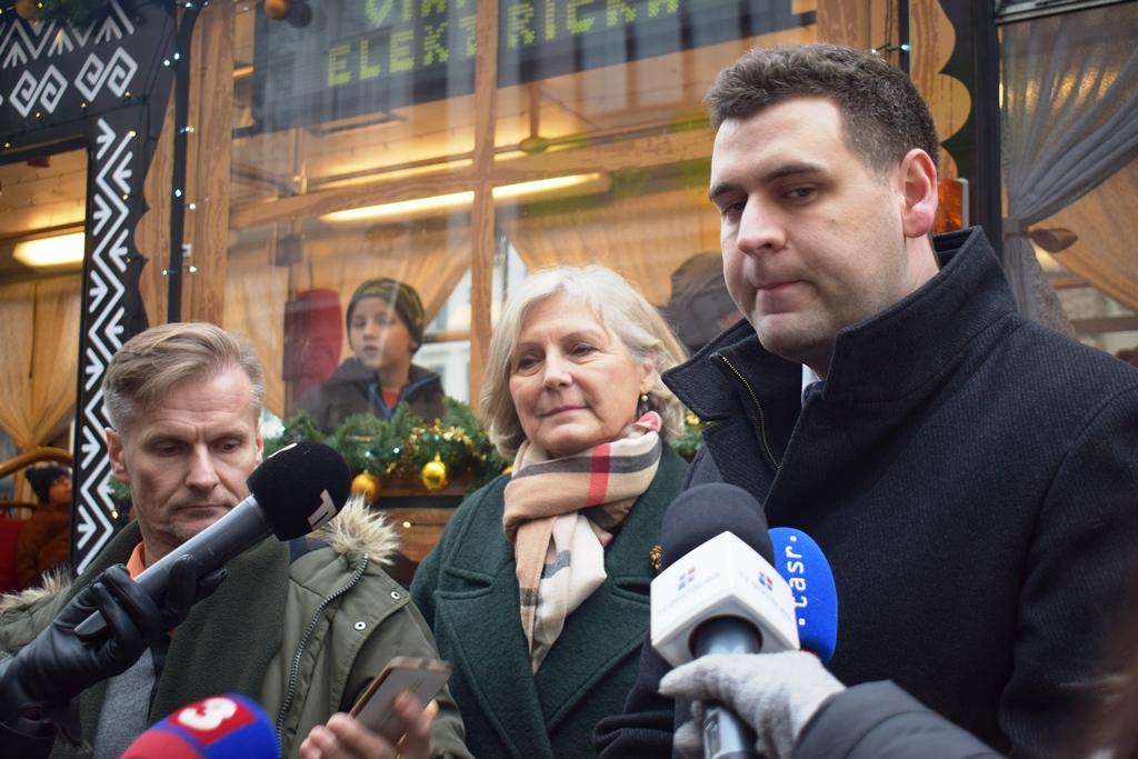 Príhovor predsedu predstavenstva Dopravného podniku Bratislava, a.s. Ing. Martina Rybanského.