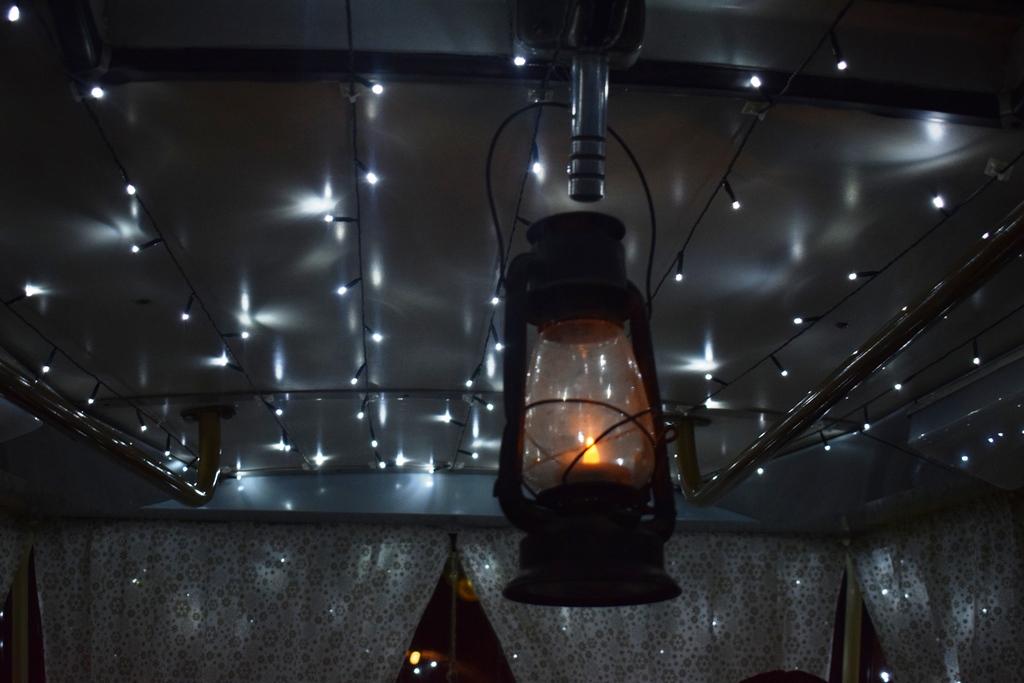 Hviezdne nebo vo Vianočnej električke.